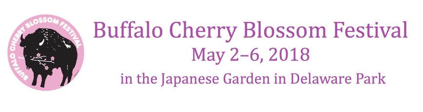 BUFFALO CHERRY BLOSSOM FESTIVAL MAY MAY 2-6, 2018