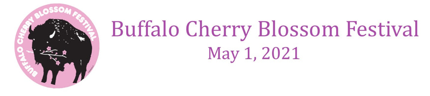 BUFFALO CHERRY BLOSSOM FESTIVAL MAY 1, 2021