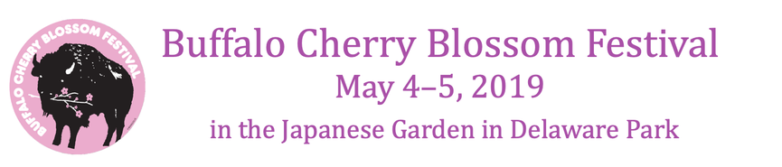 BUFFALO CHERRY BLOSSOM FESTIVAL MAY MAY 4-5, 2019